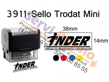 Sello Trodat Mini 3911